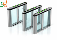 Swing Gates Automatic Turnstiles Barrier Intelligent  2-lane Passages Gate