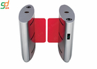Residential Security Speed Gates , Waist High Turnstile Entry Systems DC 24V
