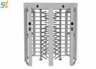 Single Channel Full Height Turnstiles , Remote Control Security Gate Turnstile