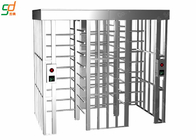 High Security Prison Full Height Turnstiles Anti - crawling With Hydraulic Damper