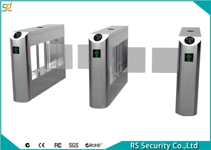 CE Swing Gate Turnstile Security Systems RFID Romote Control Access Barrier
