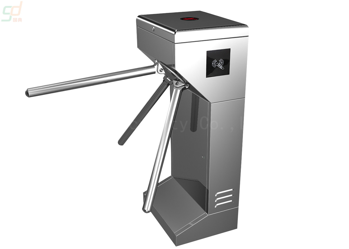 Waist Height Automatic Tripod Turnstile
