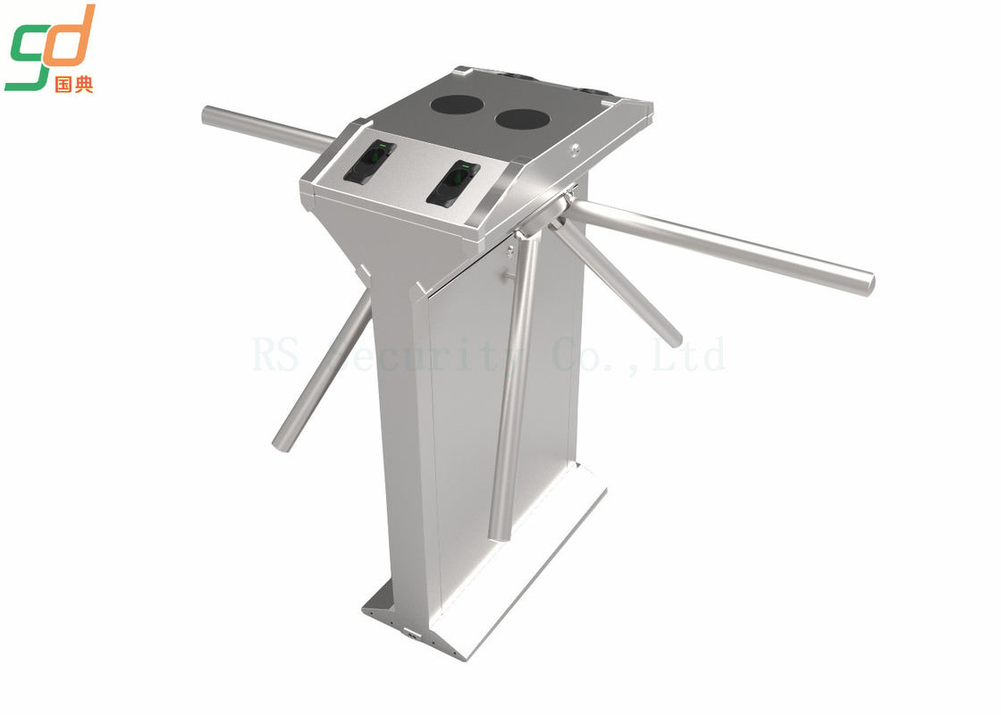 Security Waist Height Tripod Barrier Gate Turnstile Door Physical Access Systems