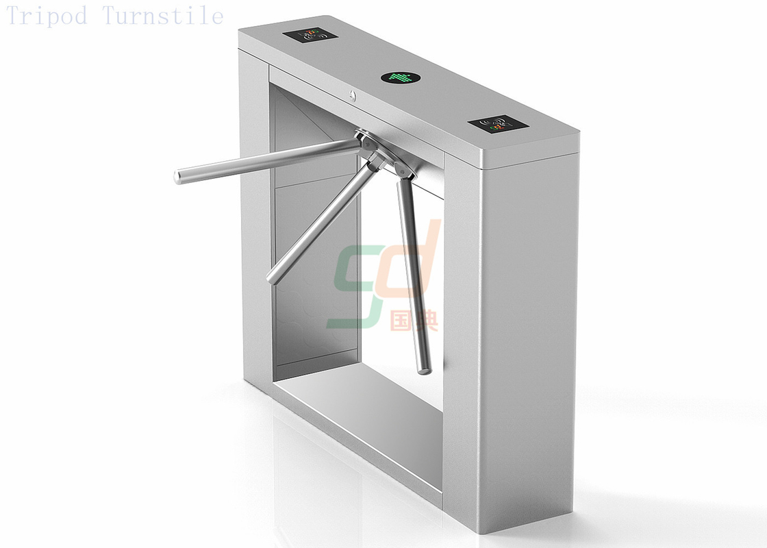 Access Turnstile Security Systems Waist Height Turnstiles Tripod