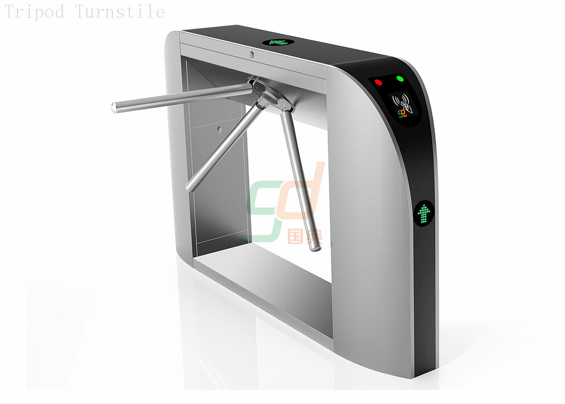 Automatic Turnstile Security Systems, Vertical Tripod Turnstile Gate