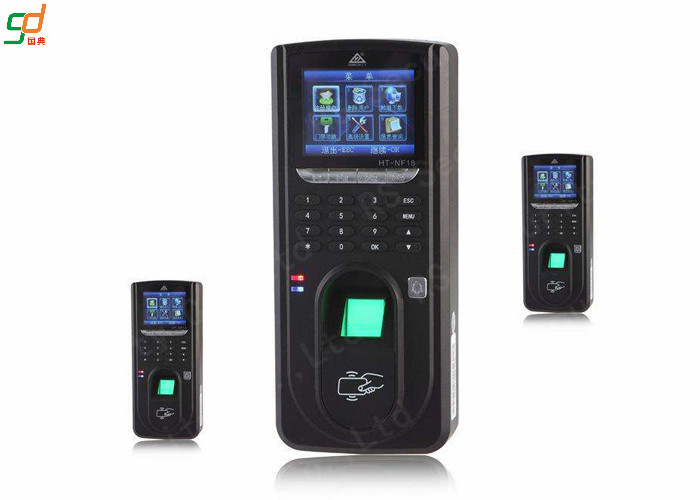 Touch LCD Biometric Access Control System WITH Face Capacity 2 000