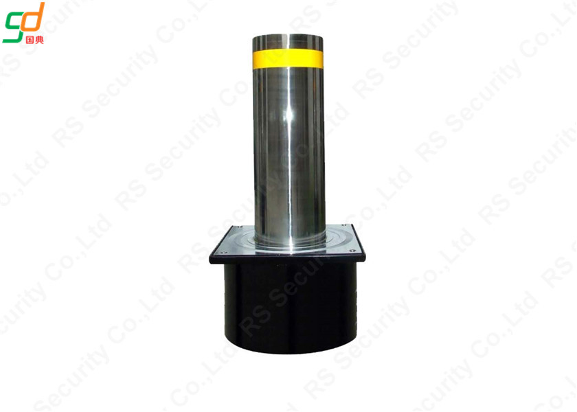 Automatic K8 Rated Hydraulic Bollards Parking Barriers Installation