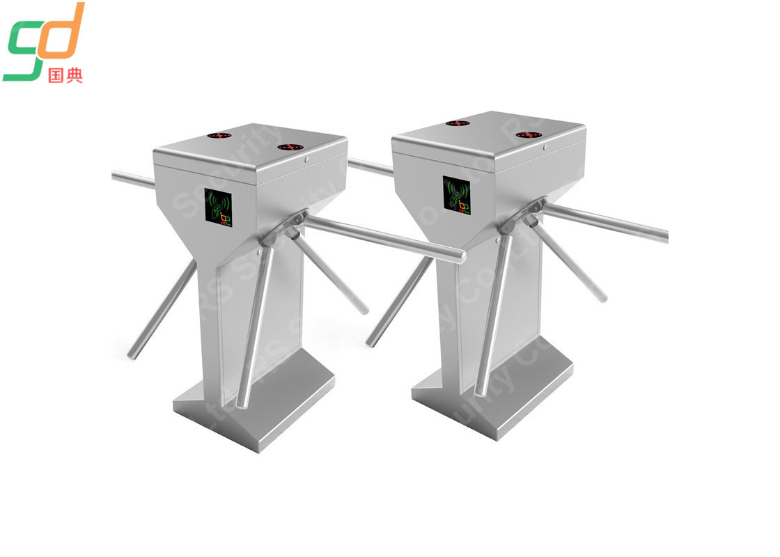 304/316 Stainless Steel Tripod Turnstile Gate Crowd Control Barriers সরবরাহকারী