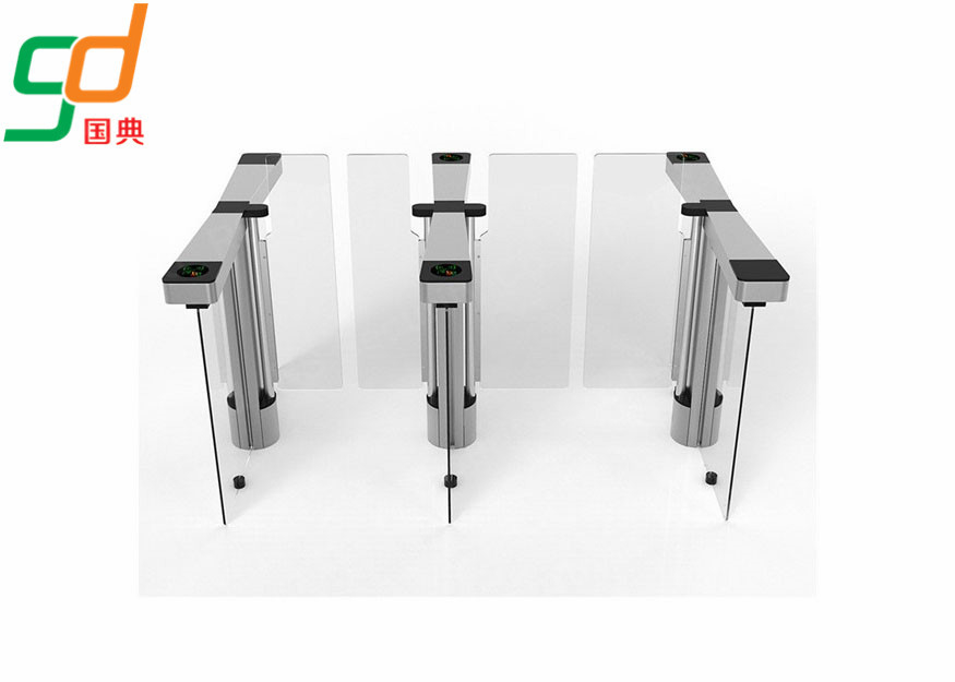 Wheelchair Smart Barrier , Free Access Control automatic systems turnstiles Gate সরবরাহকারী