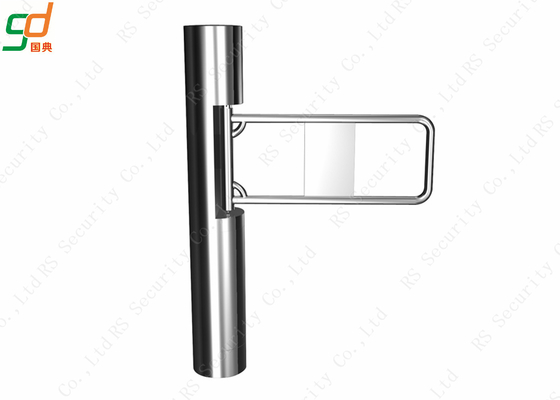 Automatic Supermarket Swing Gate Barrier Security Access Control Turnstiles