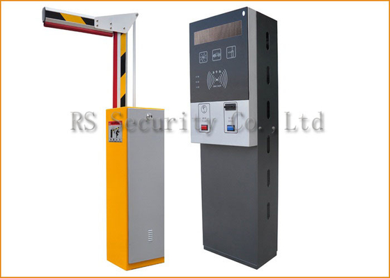 Outdoor parking barrier gate Intelligent Automatic Parking System